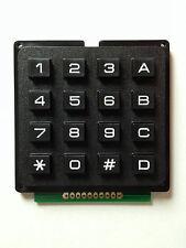Eingabefeld | 16 Tasten | 4x4 Matrixtastatur, Tastenfeld