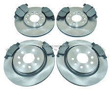 SAAB 9-3 93 1.9 TiD 2.2 2.0 FRON & REAR VENTED BRAKE DISCS & PADS (CHECK SIZE)
