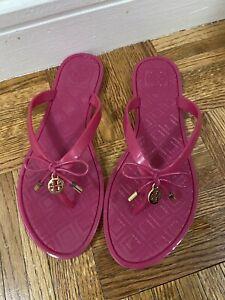 Tory Burch Pink Sandals 7