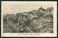 Roma Genzano cartolina RB8304