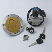 Ignition Switch Lock & Fuel Gas Cap Key Set Fit For Ducati 916 996 998 748 97-02