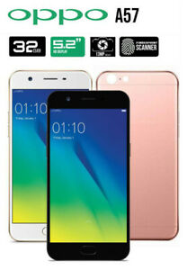 "F3 Lite OPPO A57 CPH1701 4G LTE Android Dual SIM 3GB + 32GB 5.2"" 13MP Smartphone"
