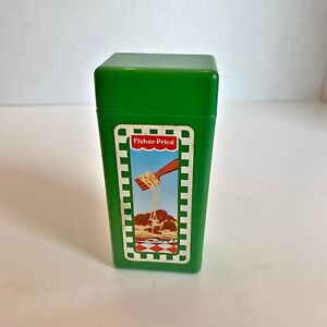 Vintage FISHER PRICE Play Food Replacement Spaghetti BOX ONLY Fun For Tikes A6