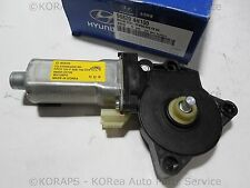 H1 H-1 STAREX 07- GeNuiNe POWER WINDOW REGULATOR MOTOR FRONT RIGHT 988204H100