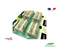 Lot de 4 Piles Rechargeable AA R6 1000mAh Ni-MH SONY 1000X 1,2V 1,5x Alcaline