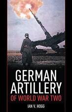 German Artillery of World War Two, Hogg, Ian V., Good Book