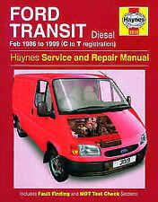 Ford Car Service & Repair Manuals 1988