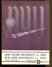 1948 LIU v Rice and NYU v Yale Basketball Program 12/27 Madison Square Ex 43667