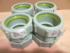 """IPEX Labline W161 1-1/2"""" Male Adapter with W231 Union Nut - Lot of 4"""