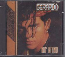 "GERARDO  ""Mo' Ritmo""  NEW SEALED LATIN / WORLD MUSIC CD"