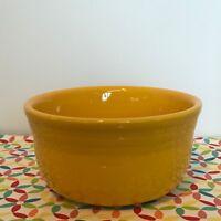 Fiestaware Daffodil Gusto Bowl Fiesta Large 28 oz Bright Yellow Bowl
