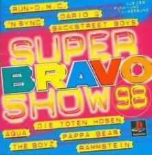 Bravo Super Show 98 Run Dmc vs. Jason Nevins, Nana, Wes, Die Toten Hose.. [2 CD]
