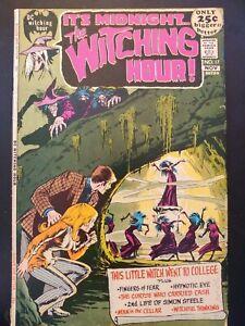 WITCHING HOUR #17 (1971 DC Comics) GD Comic Book