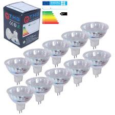 10er 3W Kaltweiß MR16 GU5.3 LED Birnen Leuchte ersetzt 35W Halogenlampe DC12V