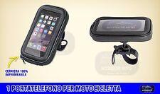 75d6659d263 Porta cellulare moto impermeabile per manubrio smartphone da telefono  supporto