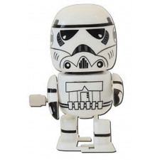 Star Wars: Wind Up Walking Wobbler: Stormtrooper figure new sealed