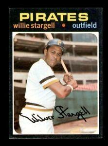 1971 Topps Set Break # 230 Willie Stargell NM *OBGcards*