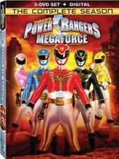 Power Rangers Megaforce The Complete Series Season (5 Discs) + Digital New DVD