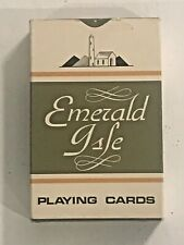 Emerald Isle Rare Playing Cards-52 Cards And 2 Jokers