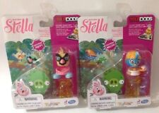 Angry Birds Stella Telepods Poppy and Willow Figures Rovio Hasbro Gaming New