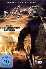 BILLY THE KID Box SCATOLA DI METALLO Western Classic 9 Film JESSE JAMES DVD