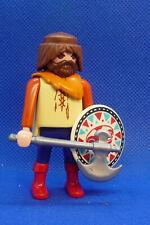Playmobil JF-1 Man Figure Viking Warrior Sword Shield