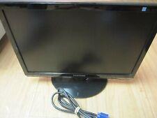 "Samsung 2053BW 20"" LCD Computer Monitor 1680x1050 VGA DVI 16:10 Aspect"