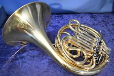 Yamaha Model YHR-567 Double French Horn w/Case, Mpc