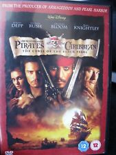 Pirates of the Caribbean - The Curse of the Black Pearl DVD
