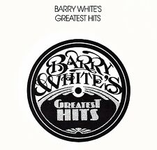 Barry White: Barry WHITE'S GREATEST HITS/CD-Top-stato