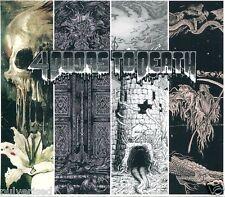 CEMETERY FILTH / ECTOVOID / SANNATORY / TRENCHROT 4 Doors To Death SLIPCASE CD