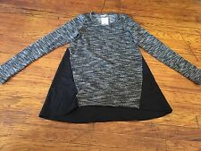 $60 Lucky Brand Texture Knit Top. Size Small