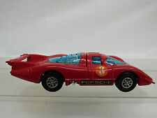 eso-9523Corgi Toys Whizzwheels Porsche 917,mit winzige Lackschäden
