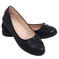Ballerine da donna nere YSD826 Nere nero