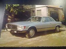 Mercedes Benz 350 SLC 8 cil. 3500cc 210 km/h