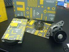 Renault fan belt  tensioner and pulley fits megane aux