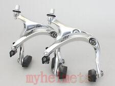 Tektro R559 Road Bike Dual Pivot Caliper Brake 53-73mm Long Reach Silver