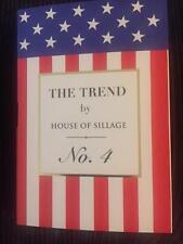 HOUSE of SILLAGE THE TREND No4. Eau de Parfum Spray Women 6ml NeW  set of two