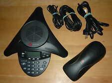 Polycom SoundStation 2 - Konferenztelefon - Telefonspinne - MwSt. -
