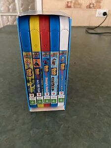 Bob The Builder Five Disc Collection