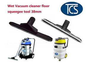 5 x 38mm Squeegee Vacuum Floor Tool (Fits 38mm Wands) Free Shipping