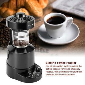 Electric Air Coffee Roaster Home Automatic Coffee Roasting Machine EU 220V