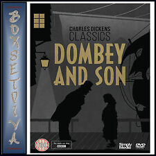 DOMBEY AND SON  - CHARLES DICKENS CLASSICS   *BRAND NEW DVD **