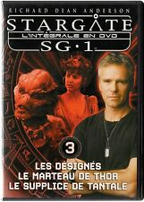 STARGATE SG1 - Intégrale Kiosque - DVD N°3 - Saison 1 - Episode 9 à 11