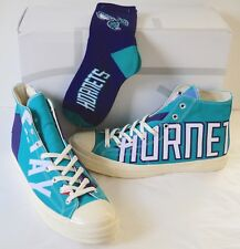 ... High Tops Mens Size 10.  59.99 New. Converse Charlotte Hornets Jersey Chuck  Taylor CTAS 70 Hi NBA Gameday 9  82 1851e7a3e
