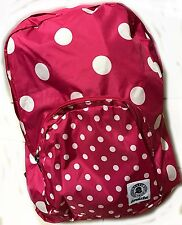 Zaino Ripiegabile INVICTA PACKABLE SMART by SEVEN Colore ROSA POIS