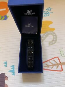 swarovski bracelet Black