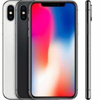 Apple iPhone X 256GB GSM Unlocked Smartphone