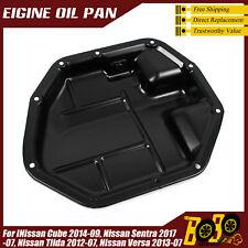Engine Oil Pan for 2007-2014 Nissan Sentra Versa Cube 1.8L 2.0L OEM 11110EN210