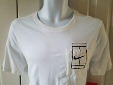 Nike Court Pocket Tennis T-shirt Men's 836064- 100